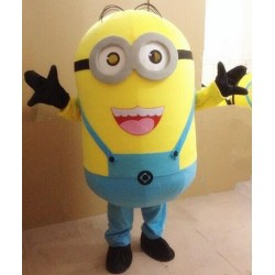 High Quality Despicable Me Mascot Costume