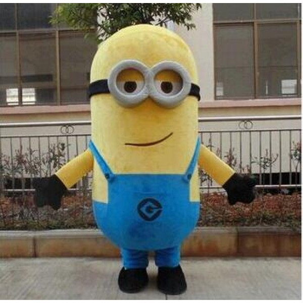 Lovely Despicable Me Mascot Costume