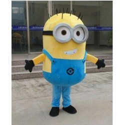 Cute Despicable Me Minion Costume
