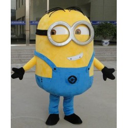 Cute Despicable Me Minion Free Shipping