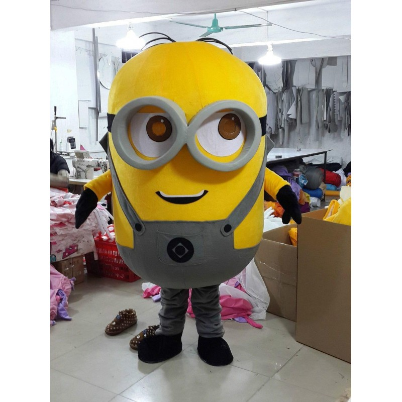 New Minions Despicable Me Mascot Costume