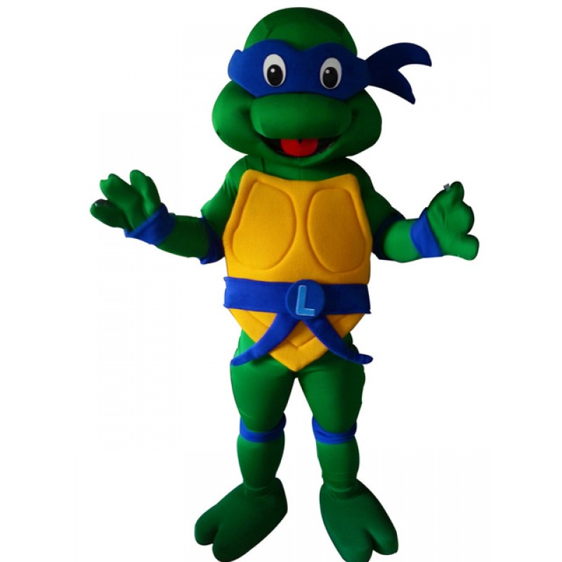 High Quality Teenage Mutant Ninja Turtles Mascot Costume