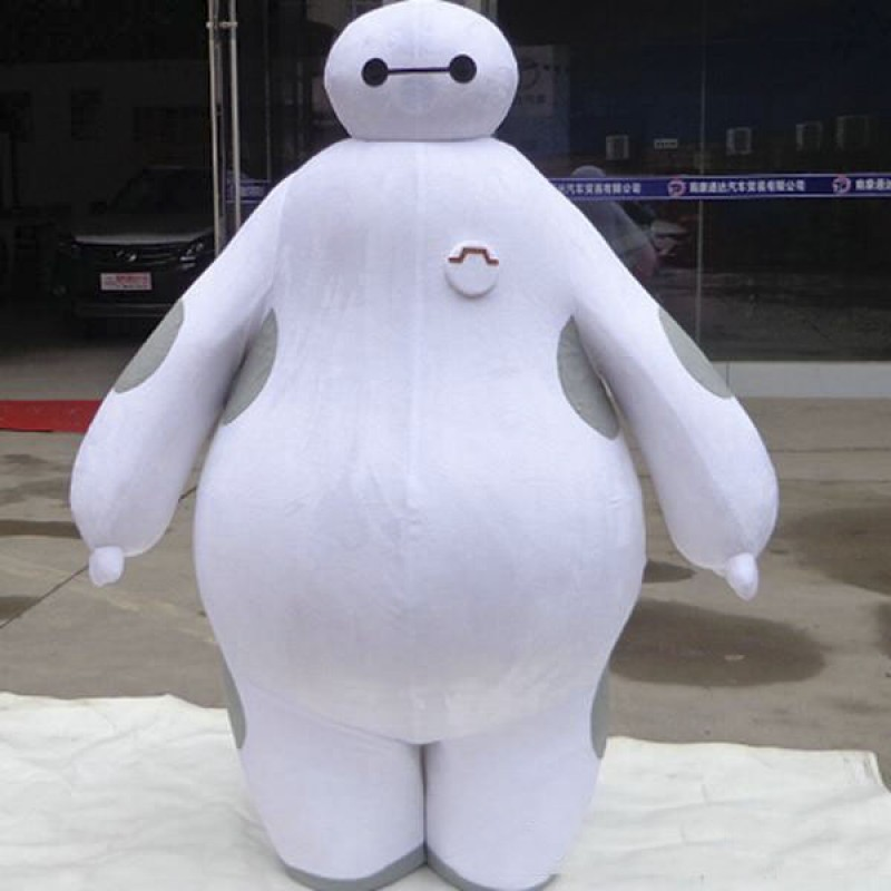 Big Hero 6 Baymax Mascot Costume
