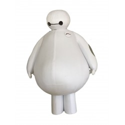 Big Hero 6 Baymax Supercute Unisex Mascot Costume