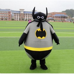 Batman Big Hero Baymax Mascot Costume