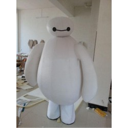 Big Hero 6 Mascot Costume Baymax Free Shipping