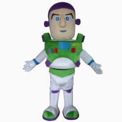 Toy Story Buzz Lightyear Mascot Costume