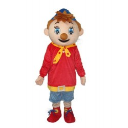 Pinocchio Cartoon Mascot Costume