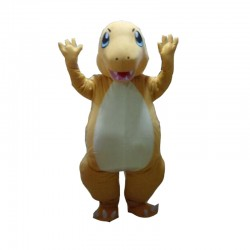 Charmander Pokemon Anime Manga Japanese Video Game Mascot Costume