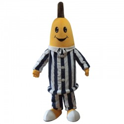 Dexule Bananas In Pyjamas Mascot Costumes