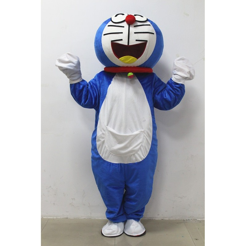 Super High Quality Adult Doraemon Mascot Costume