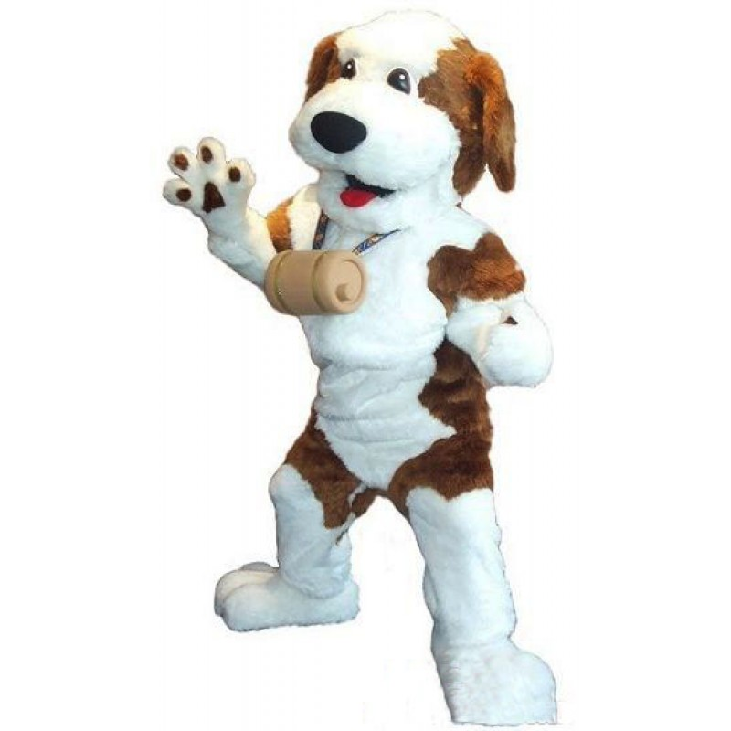 Lovely Dog Mascot Costume Free Shipping
