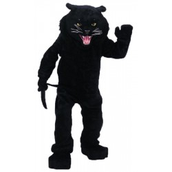 High Quality Black Panther Mascot Costume Free Shipping