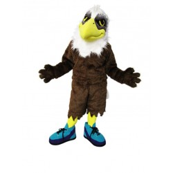 Lovely Eagle Mascot Costume