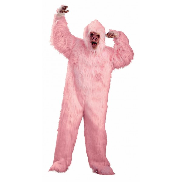 Deluxe Love Monkey Mascot Costume