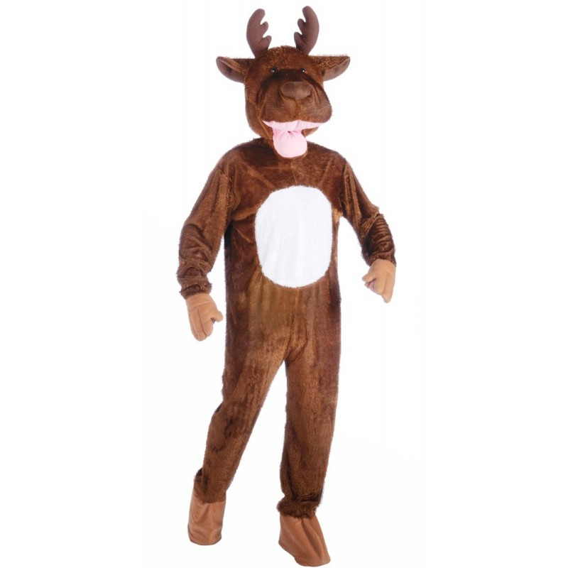 High Quality Moose Mascot Costume Free Shipping