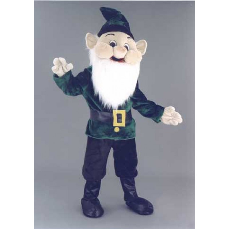 Elf Costume Mascot Free Shipping