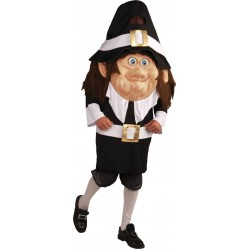 Pilgrim Parade Pleaser Adult Costume Free Shipping