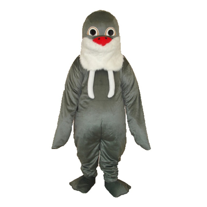 Wakrus Mascot Adult Costume Free Shipping