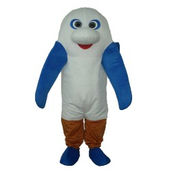 Sea Monster Mascot Adult Costume Free Shipping