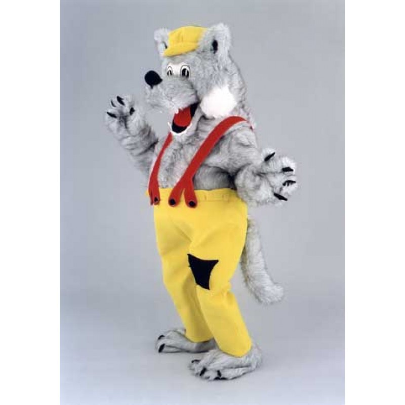 Happy Wolf Costume Free Shipping