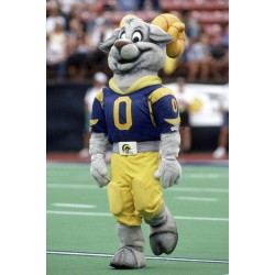 Football Ram Mascot Costumes Free Shipping