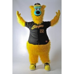 Professional Willmars Stingers Mascot Costumes Free Shipping