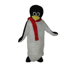 Little Penguin Mascot Adult Costume Free Shipping