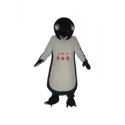 Three Branches Penguin Mascot Adult Costume Free Shipping
