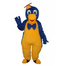 2nd Blue Penguin Mascot Adult Costume Free Shipping