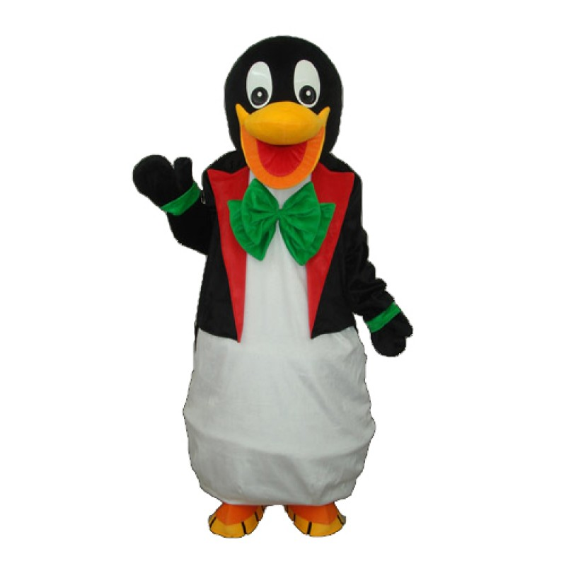 Gentoo Penguin Mascot Adult Costume Free Shipping