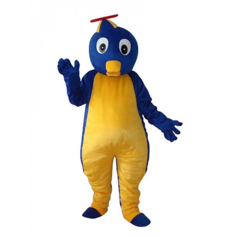 Penguin Adult Mascot Costume Free Shipping