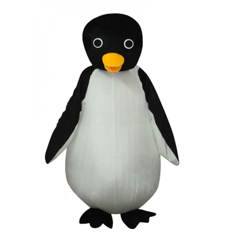 Big Penguin (Revised) Adult Mascot Funny Costume Free Shipping