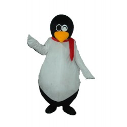 Penguin QQ Mascot Adult Costume Free Shipping