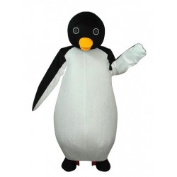 Big Penguin Adult Mascot Funny Costume Free Shipping