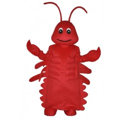 2nd Version Lobster Adult Mascot Costume Free Shipping