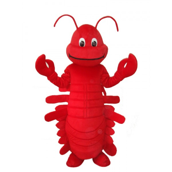 Lobster Mascot Adult Costume Free Shipping