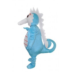 Smart hippocampal adult Mascot Costume Free Shipping
