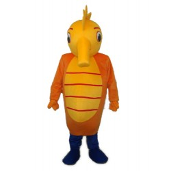 Sea Horse Mascot Adult Costume Free Shipping