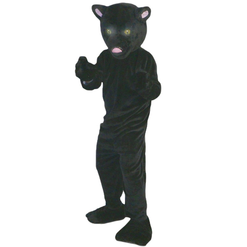 Black Panther Mascot Costume Adult Costume