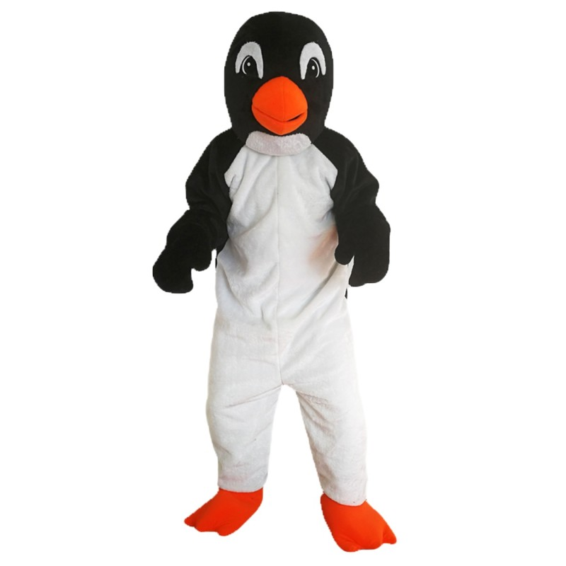 Fierce Penguin Mascot Costume Adult Costume