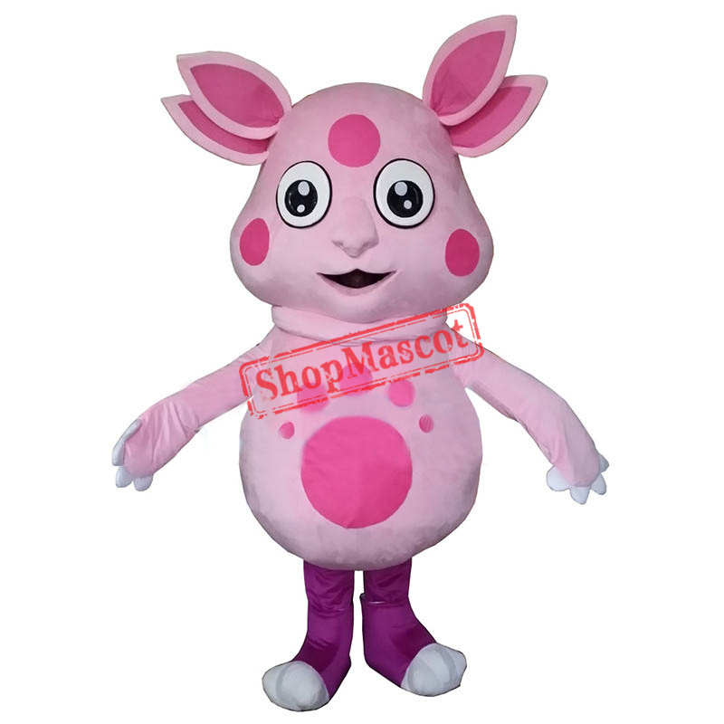 High Quality Of The Luntik Mascot Costume Halloween