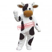 Cow & Cattle Mascot (90)