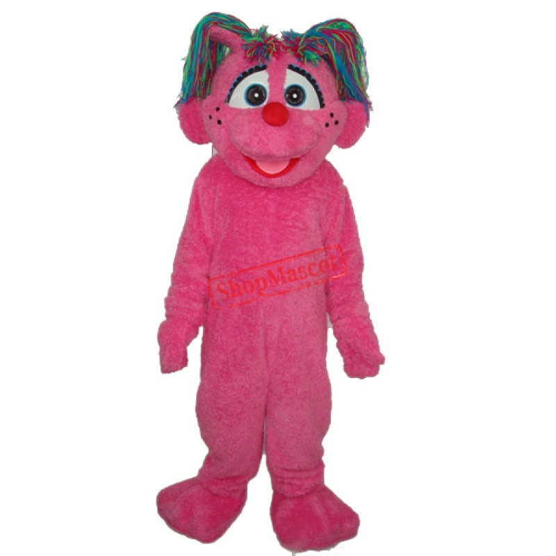 Little Plum without Skirts Mascot Adult Costume