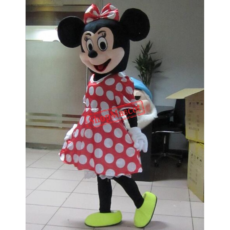 Suggest Mickey and minnie mouse adult costume and