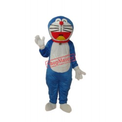 Doraemon Mascot Adult Costume