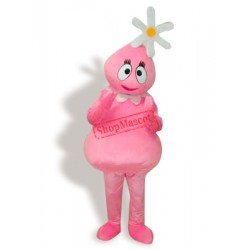 Flower Princess Adult Mascot Costume