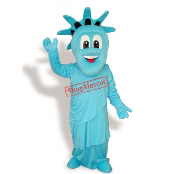 The Liberty Adult Mascot Costume