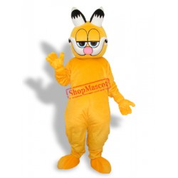 Garfield Cat Adult Mascot Costume