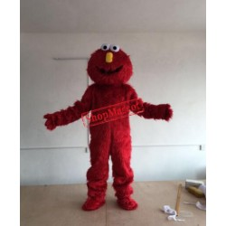 High Quality Red Sesame Street Mascot Costume